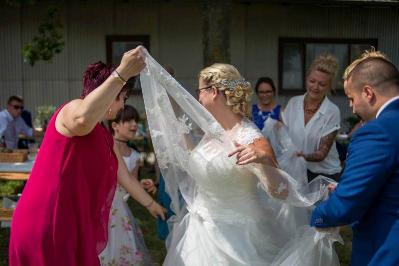 Der Brautscheier