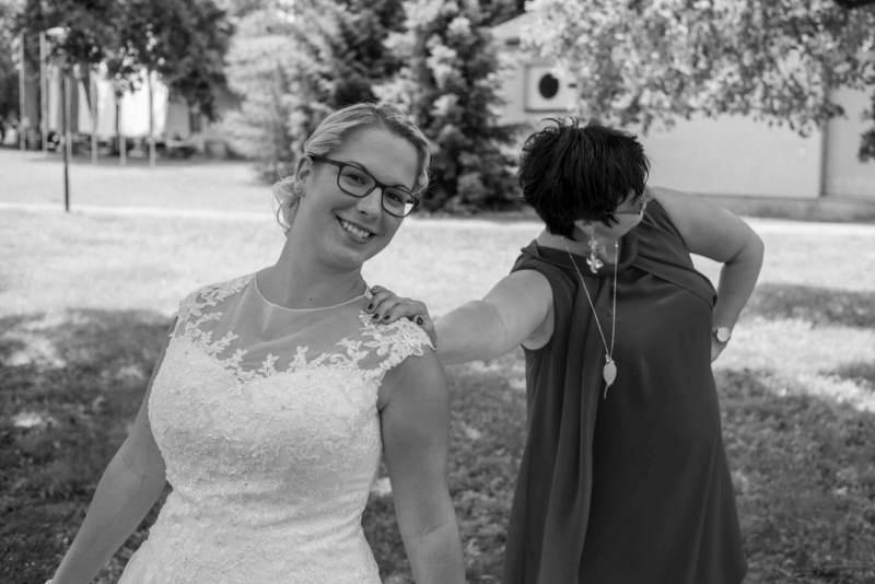 Die Mutter der Braut