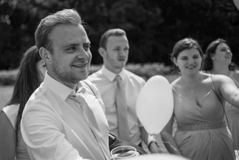 Hochzeit Luftballon