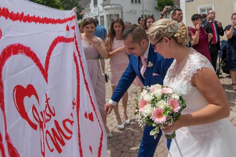 Der Hochzeitsbrauch