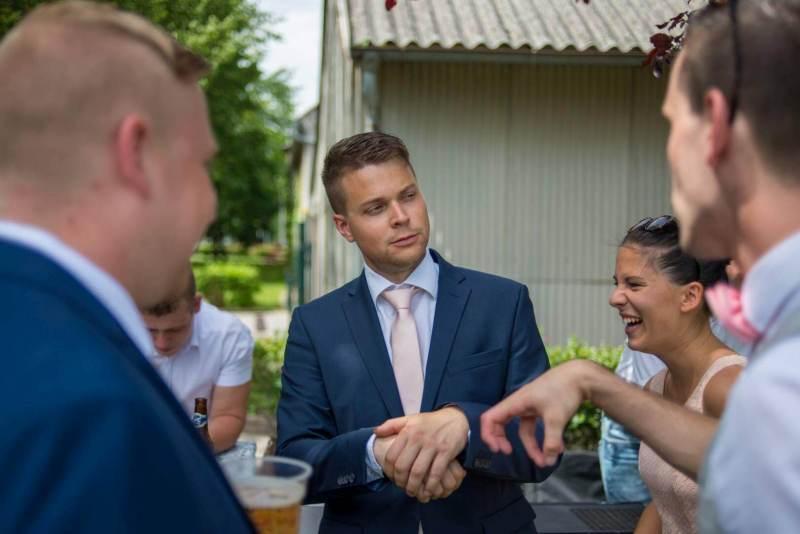 Hochzeitsgespräche