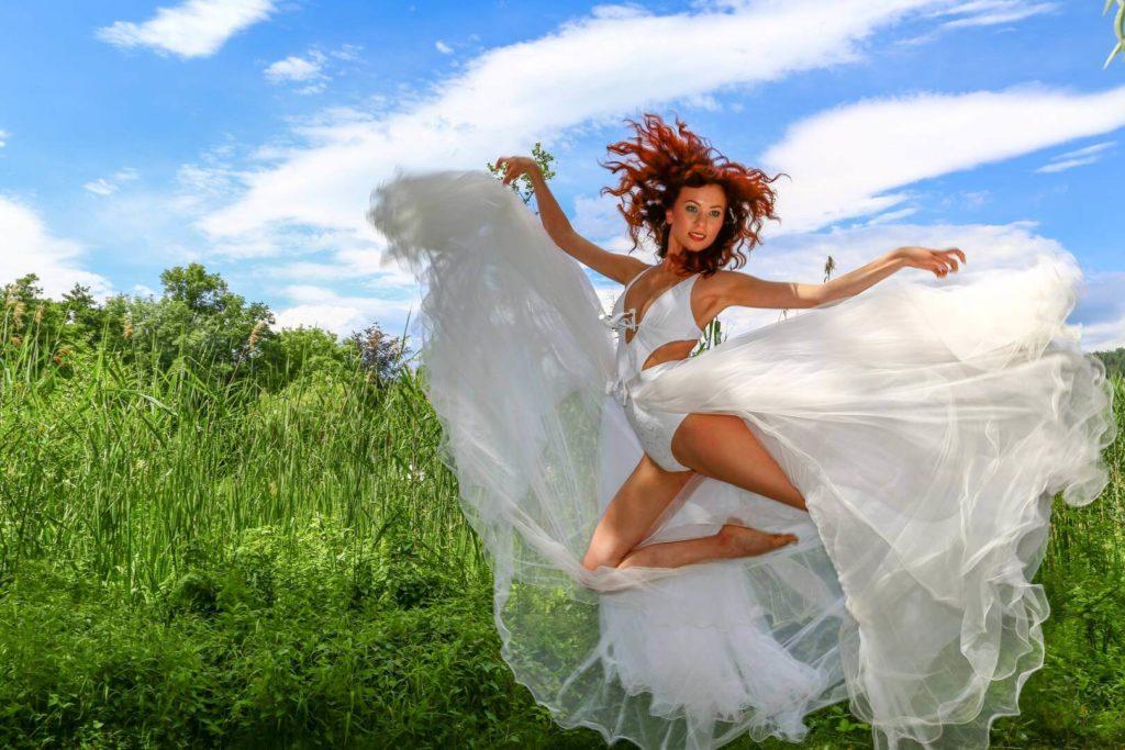 innovatives Hochzeitsfoto vom Hochzeitsfotografen Niederösterreich Michael Hadek